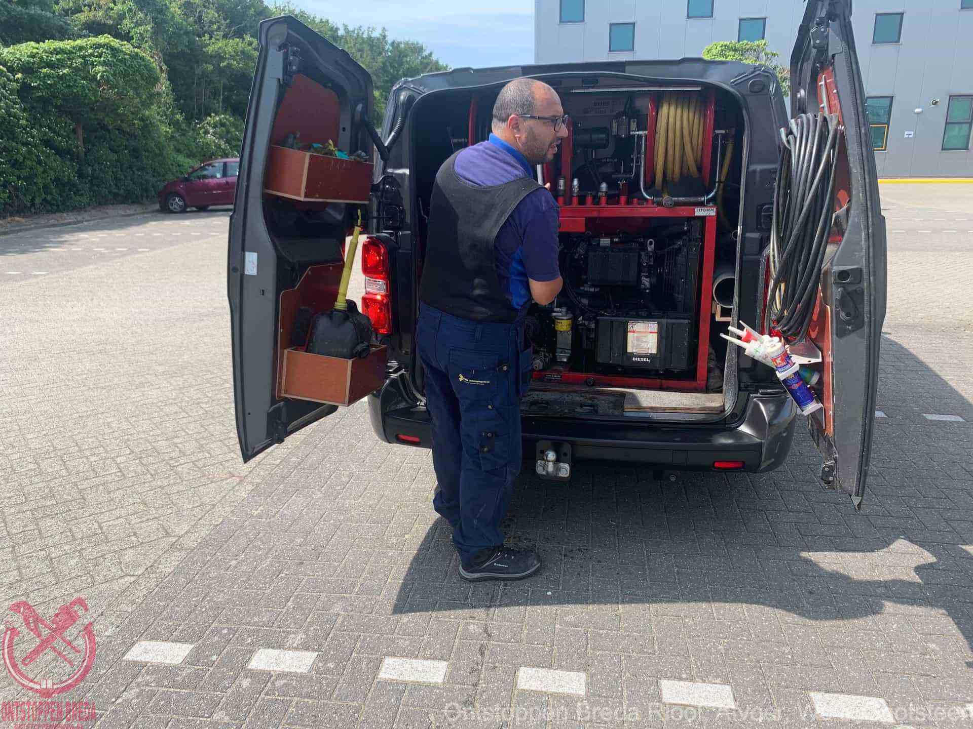 Loodgieter Breda Ontstopping